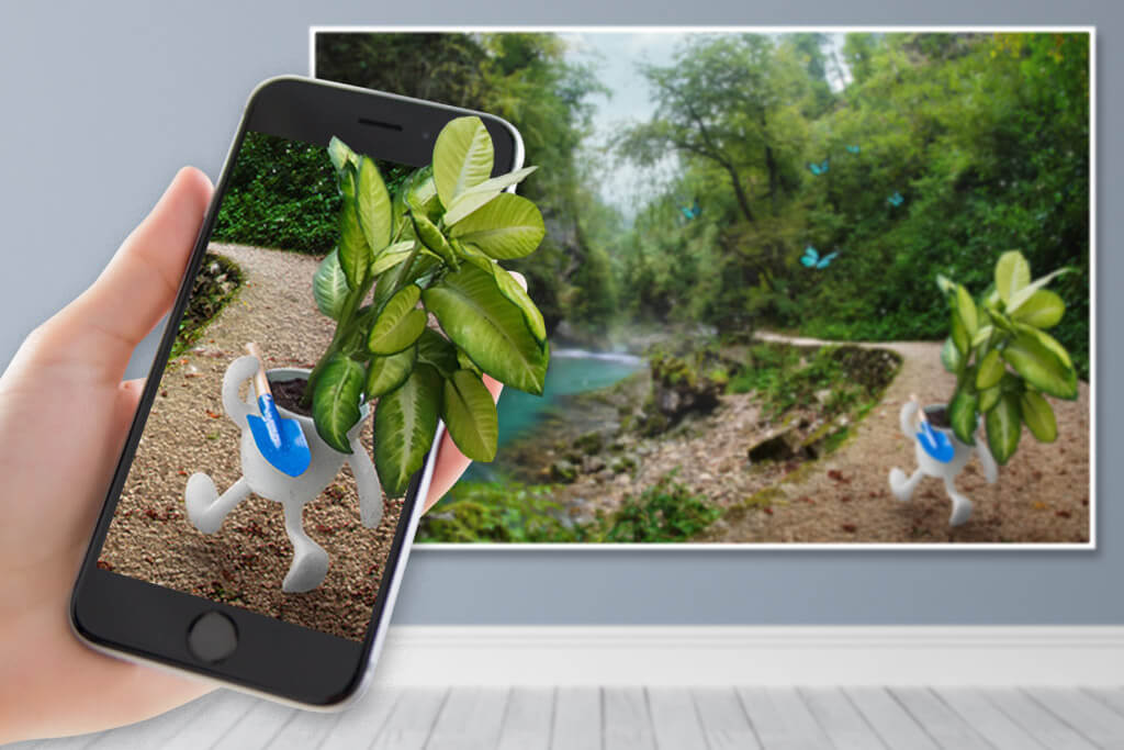 Back to my Roots Augmented Reality