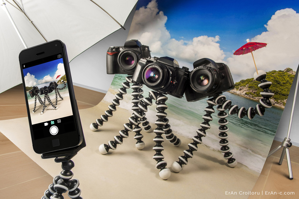 Cameras on Vacation