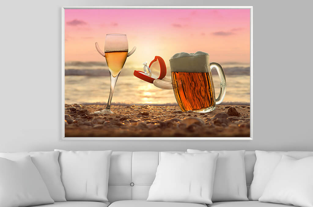 Love Drunk Print
