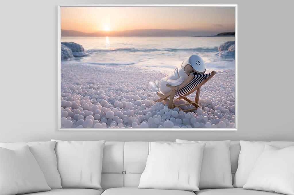 Sea Salt Print
